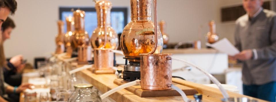 Salcombe Distilling Company